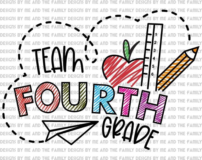 Team Fourth grade, squad goals, teacher, Summer School, Back to school, ask for