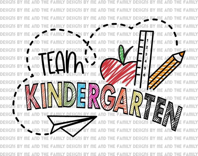 Team Kindergarten, squad goals, teacher, Summer School, Back to school, ask for