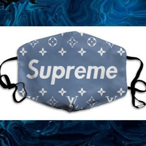 Supreme Face Mask, Supreme Face Mask, adult mask, fashion mask