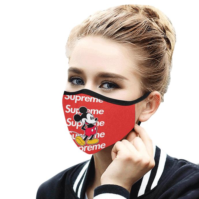 Supreme Face Mask, Supreme Face Mask, adult mask, fashion mask