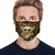 Chicago Bears Face Mask – Adults Mask 2020 US, face mask, adult face mask,