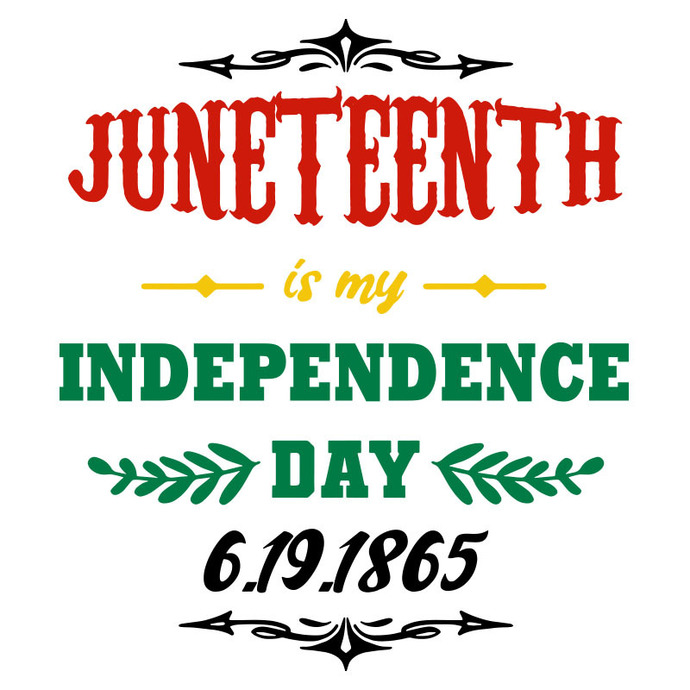 Juneteenth is my independence day,Free Ish Since 1865 Junenth Day, Free Ish