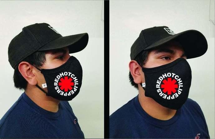 Band Masks. Rock N Roll Mask. Reusable Face Mask. Face Mask. Breathable Mask.