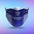 Washington Huskies Style 5 Face Mask, Adult Face Mask, Sport Face Mask, Reusable