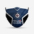 Winnipeg Jets Style 4 Face Mask, Adult Face Mask, Sport Face Mask, Reusable Face
