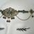 Peridot Circlet, handmade jewelry renaissance medieval gothic art nouveau