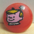 Elroy from The Jetsons Red Plastic Button