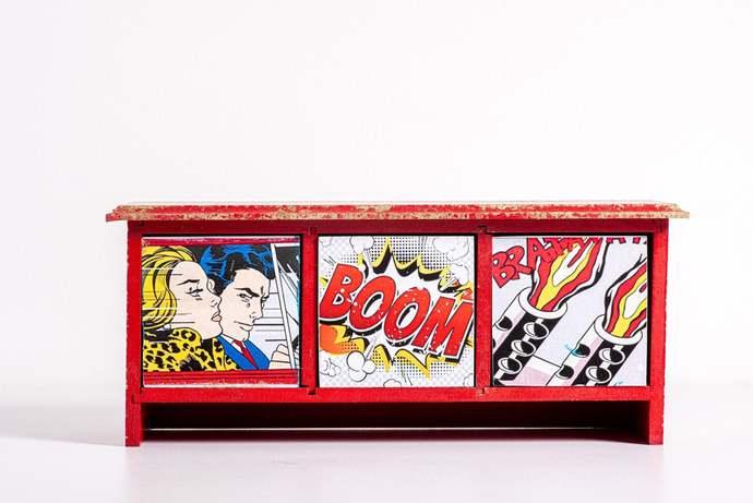 Boom Retro Box