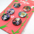 Petite Blythe Doll Pinback Button Set Of 6 - Pretty Flower Collection - by