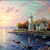 Kinkade Serenity Cove Cross Stitch Pattern***LOOK*** ***INSTANT DOWNLOAD***