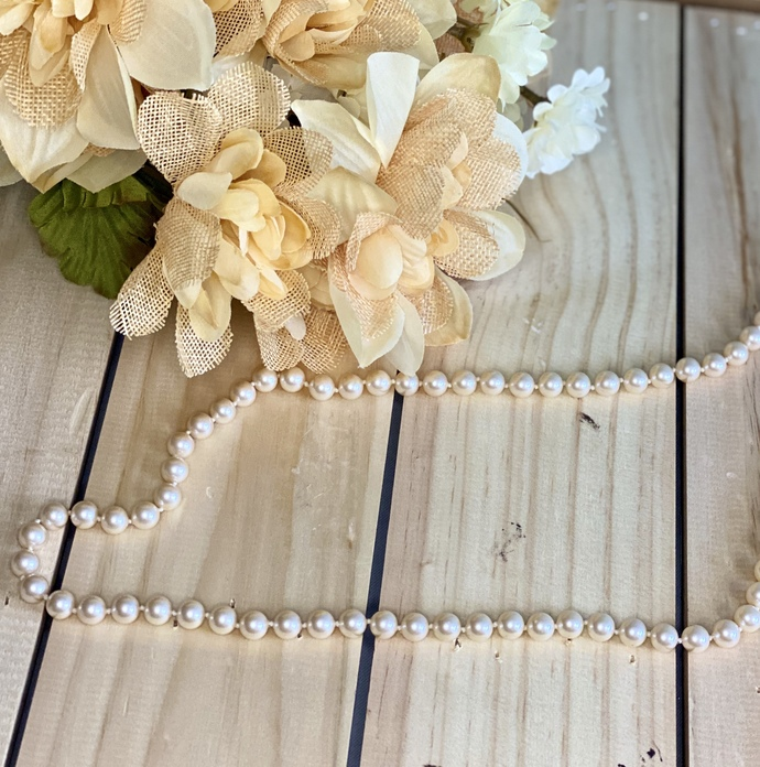 Pink Pearl Fashion Necklace