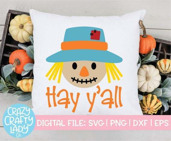 View Scarecrow Svg Dxf Design