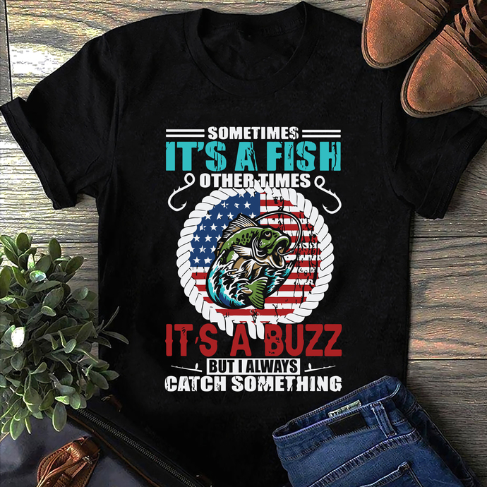 Sometimes it's a fish other times Digital file SVG, DXF, PNG, EPS