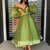 lime green beaded prom dresses 2020 v neck peal a line ankle length cheap prom
