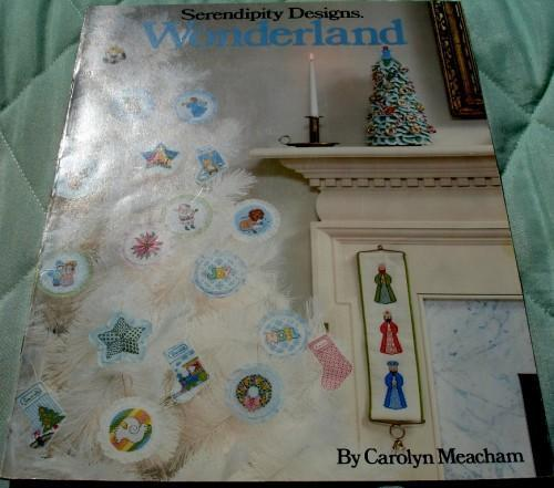 Wonderland Cross Stitch By Carolyn Meacham For Serendipity Designs