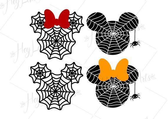 Halloween Svg Spider Web Svg Cricut Cut By Baumbach Store On Zibbet