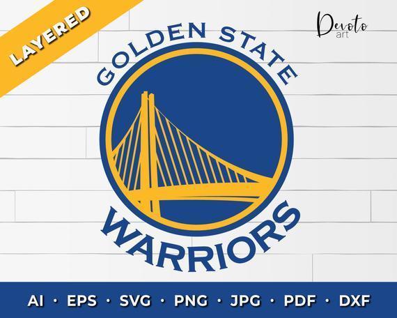 Golden State Warriors SVG, golden state warriors logo, golden state warriors