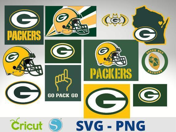 green bay packers bundle svg  green bay packers svg  green bay packers team svg