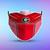 Georgia Bulldogs Style 5 Face Mask, Adult Face Mask, Sport Face Mask, Reusable