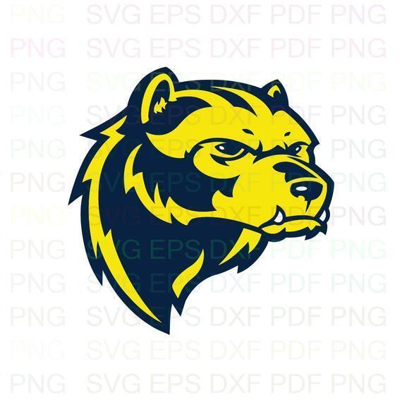 Michigan Wolverines NCAA Football 13 Svg Dxf Eps Pdf Png, Cricut, Cutting file,