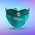 Miami Dolphins Style 5 Face Mask, Adult Face Mask, Sport Face Mask, Reusable