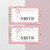 Personalized Monat Bundle, Glitter Custom Monat Cards, Monat Marketing Set,