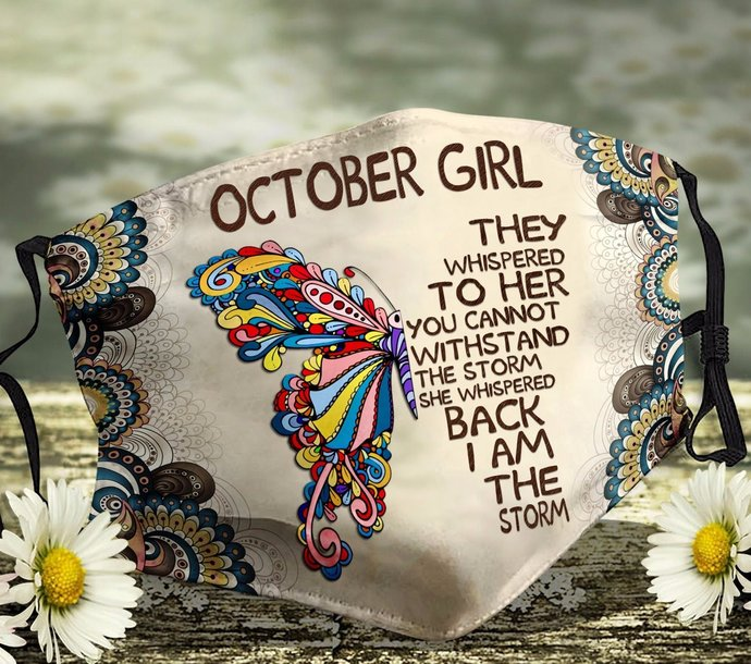 October girl they whispered to her you cannot withstand the storm she whispered