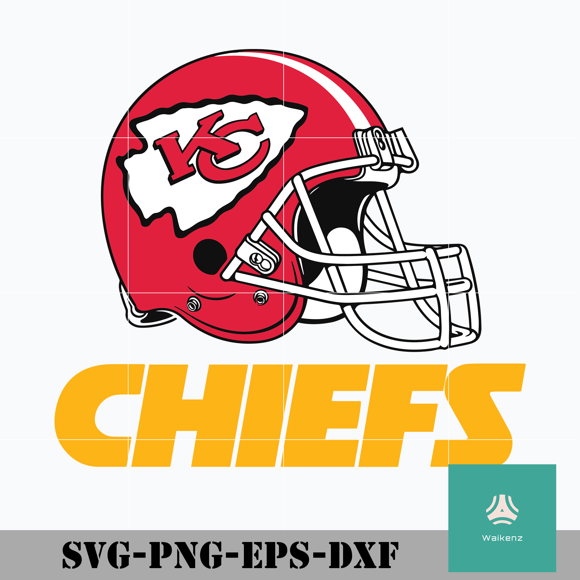 Download Kansas city Chiefs helmet logos svg, Kansas city by ...