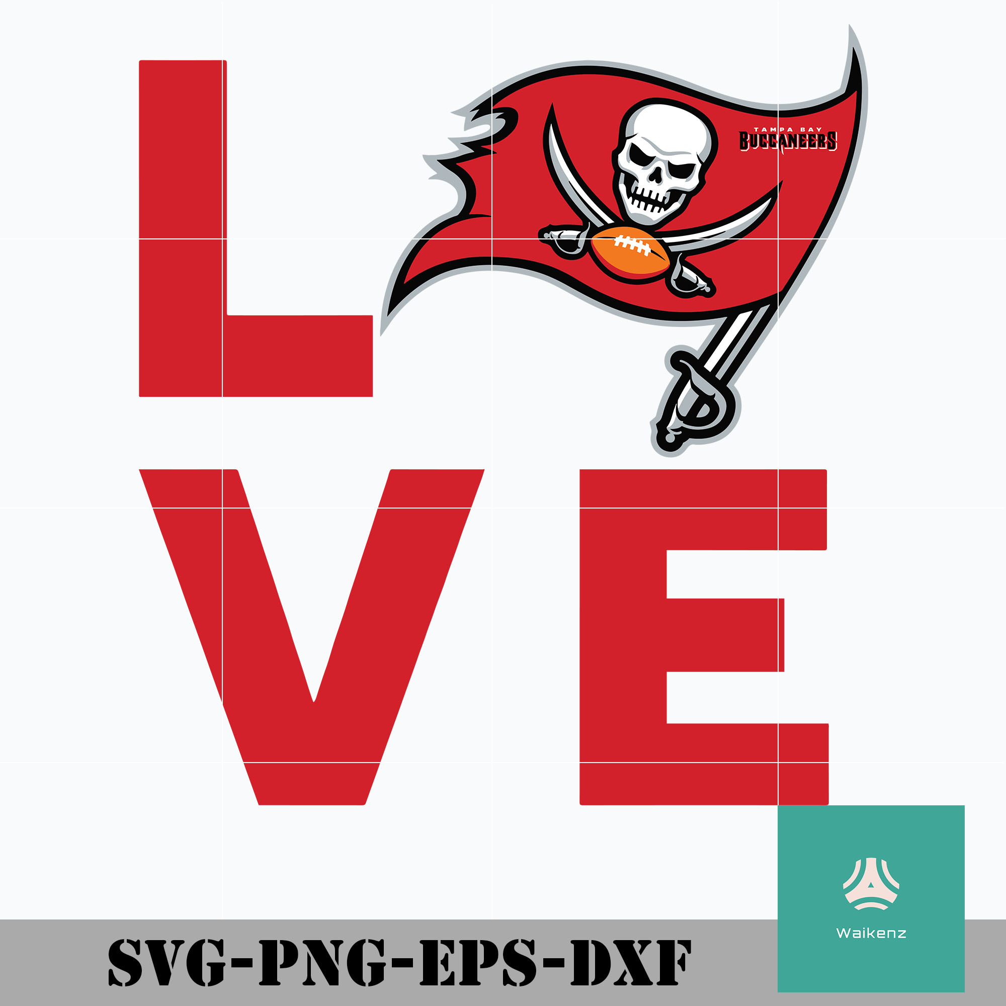 love buccaneers logo svg tampa bay buccaneers by zonestore on zibbet zibbet marketplace