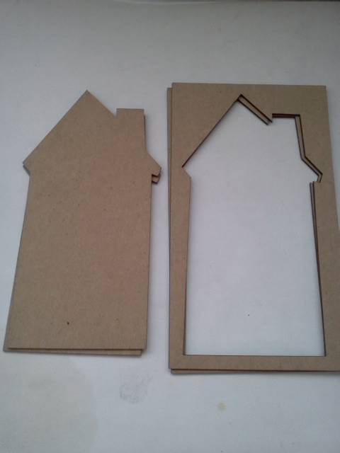 Chipboard House*