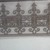 Chipboard Wrought Iron Fence*