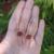 Handmade Copper Frame Earrings