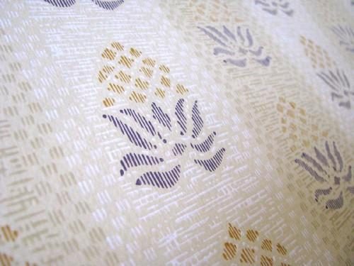 Schumacher Wall Paper Vintage Classic Colonial Pineapple 3 Feet Length