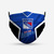 New York Rangers Style 4 Face Mask, Adult Face Mask, Sport Face Mask, Reusable