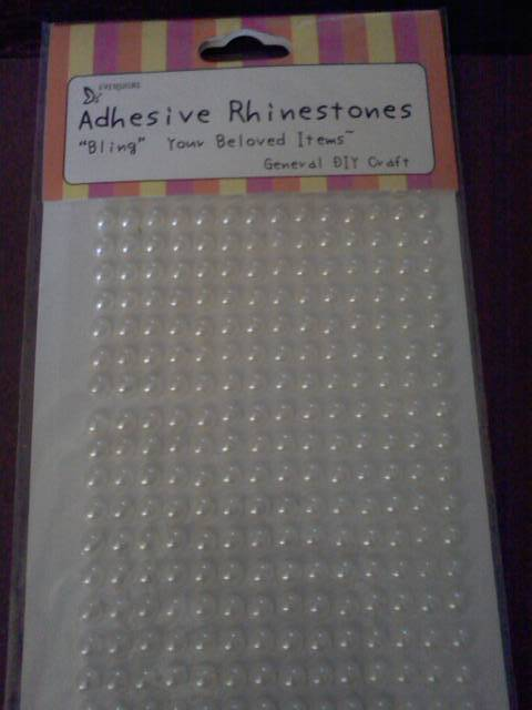 Pearl Adhesives*