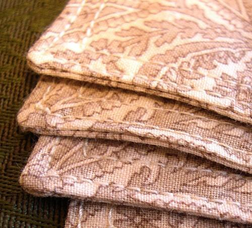Classic Handkerchief Square For Him or Her In Almond Paisley