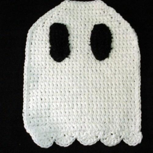 Spook Me Clean Washcloth