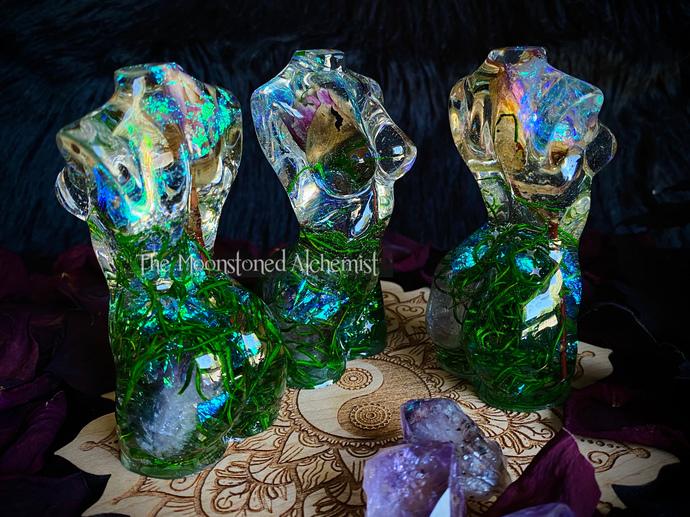 Botanical Babes • Celestial Bodiez Infused with Amethyst & Magnolia catkin
