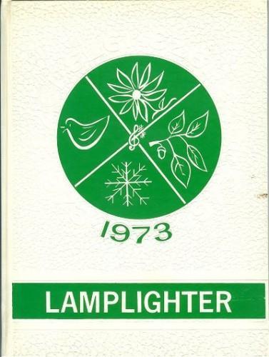 Omaha Nebraska Yearbook 1973 Lamplighter Immanuel Hospital College