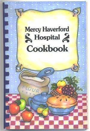 Cookbook Mercy Haverford Hospital Community 1993 Recipe