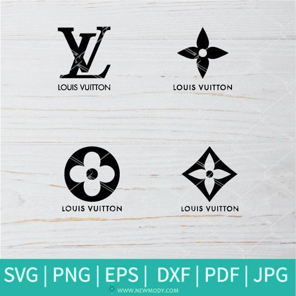 Louis Vuitton Logo Svg Free
