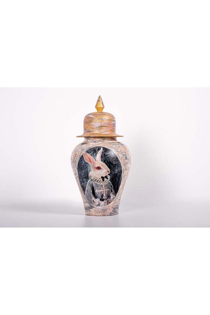 Rabito Cube Vase