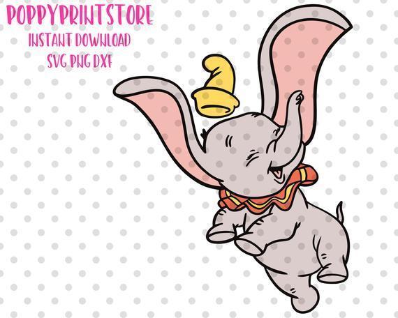 Free Disney Clipart Borders - Dumbo Disney , Free Transparent Clipart -  ClipartKey