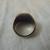 vintage silver masonic ring sz. 11