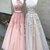 WDG0206,2 Pieces Prom Dresses, Lace Prom Dresses,Popular Prom Dresses