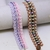 Beading Patterns, Freya Bracelet, Bracelet Tutorials, Digital Download, PDF