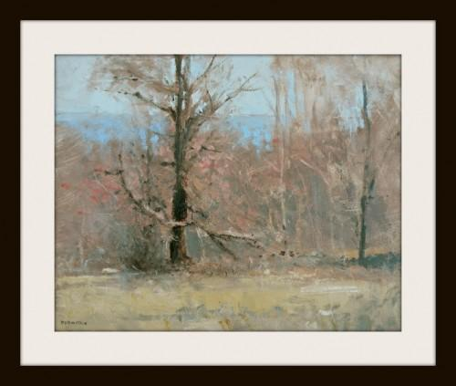 8x10 Giclee Print of Just Before WInter