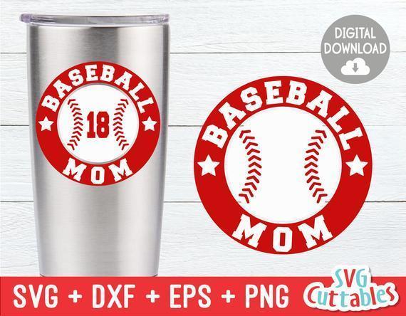 Baseball Svg Baseball Mom Svg By Sebastianpoole Svg Shop On Zibbet