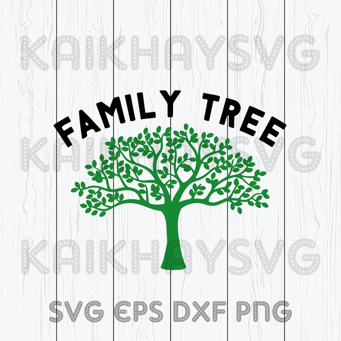 Family Tree , Best Family Forever SVG, Daddy SVG, Father SVG, Family SVG,