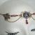 Dragons Breath Fire Opal Circlet, handmade jewelry renaissance medieval art deco